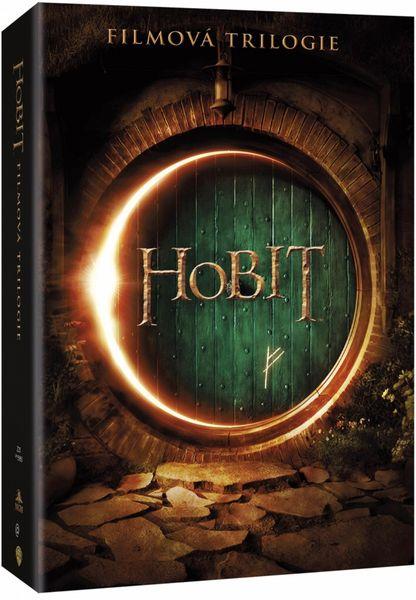 Hobit - Kompletní kolekce 1.-3. (6DVD) - DVD