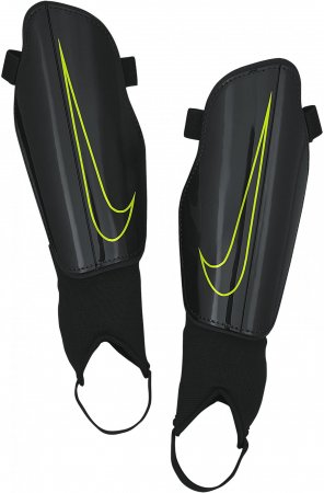 Nike nogometni ščitniki Charge Football Shin Guard, črni, L