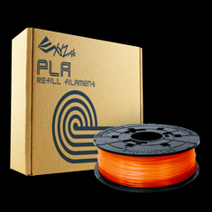 XYZ polnilo PLA, 600 g, oranžno