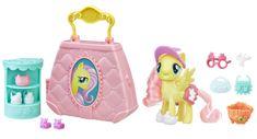 My Little Pony Zavírací hrací set - Fluttershy
