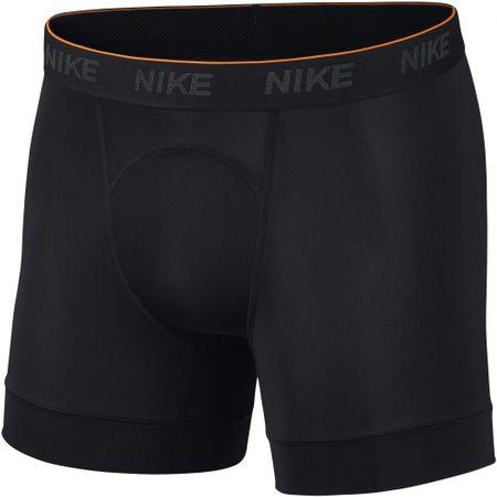 Nike bokserki męskie M NK Brief Boxer 2PK Black White L