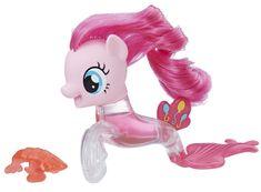 My Little Pony Mořský poník měnící barvu - Pinkie Pie