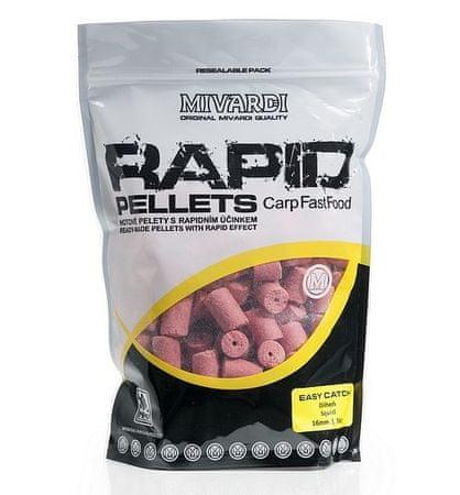 MIVARDI Pelety Rapid Easy Catch Oliheň 2,5 kg, 12 mm