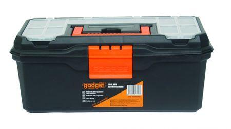 GADGET kovček za orodje, 40 cm, PVC
