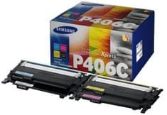 Samsung CLT-P406C/ELS CMYK (SU375A)