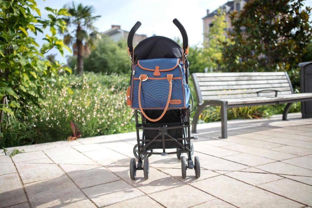 Babymoov Přebalovací taška Style Bag, Navy