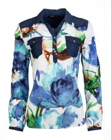Desigual ženska bluza M modra