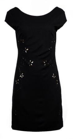 Desigual ženska obleka XS črna