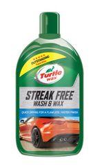 Turtle Wax avtošampon z voskom, 1 L