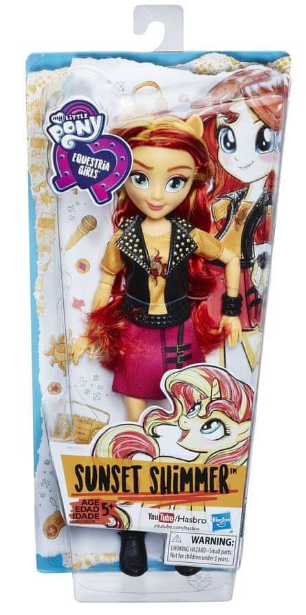 My Little Pony Equestria Girls panenka – Sunset Shimmer