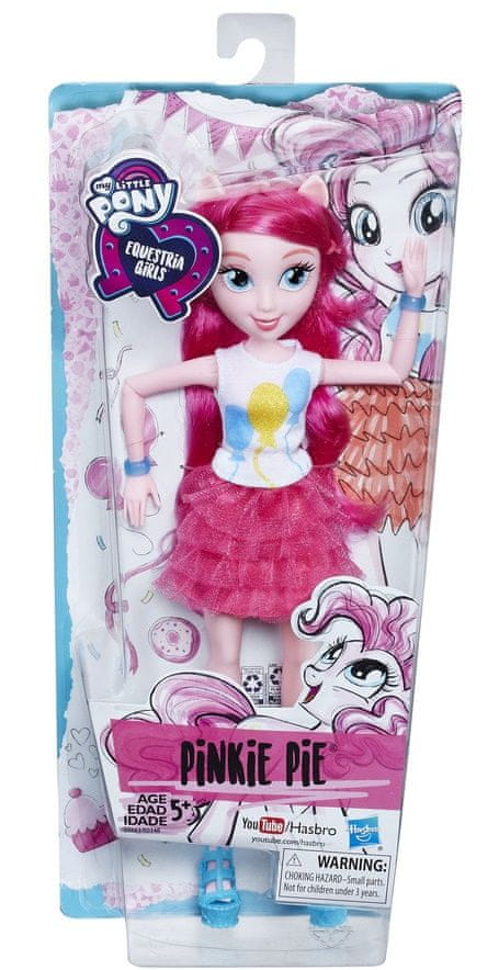 My Little Pony Equestria Girls panenka – Pinkie Pie