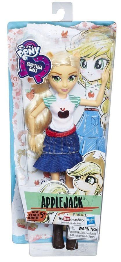 My Little Pony Equestria Girls panenka – Applejack