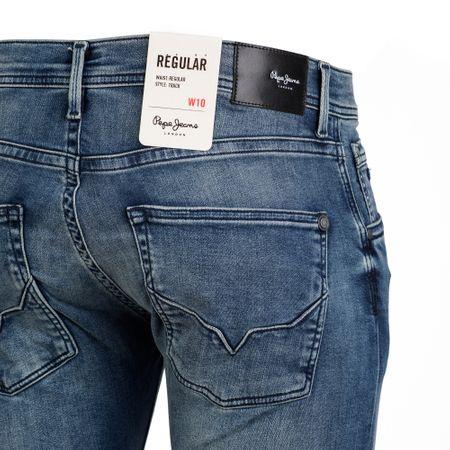 Pepe Jeans pánské jeansy Track 38 32 modrá  1fe28726ec