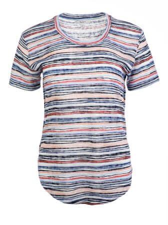 Pepe Jeans ženska majica Cova XS mavrični