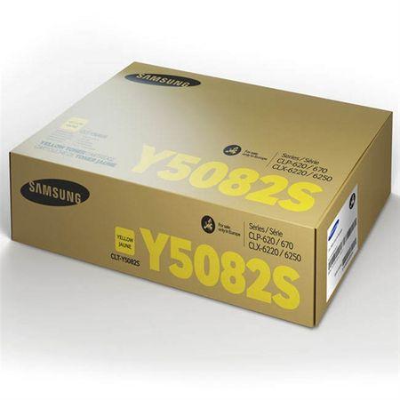 Samsung toner CLT-Y5082S, rumen