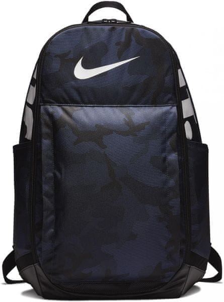 Nike Brasilia (Extra-Large) Training Backpack Obsidian Black White