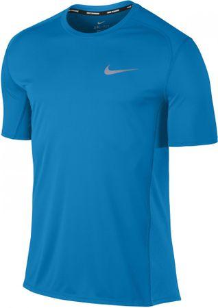 Nike M NK Miler Top SS Equator, modra, S