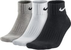 Nike nogavice Quarter Training Sock, 3 pari