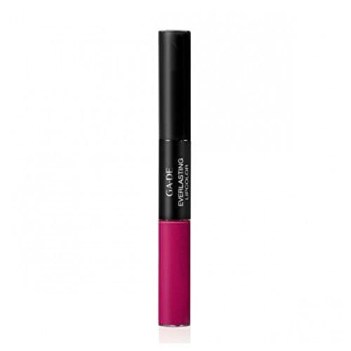 GA-DE Dlouhotrvající rtěnka a lesk na rty (Everlasting Lip Color) 8,6 ml (Odstín No. 41 Graceful Burgundy)