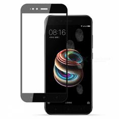 9H zaščitno steklo za Xiaomi MI A1, črno