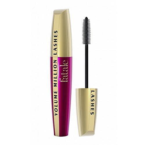 L'Oréal Objemová řasenka Volume Million Lashes Fatale (Volume Mascara) 9 ml (Odstín Black)