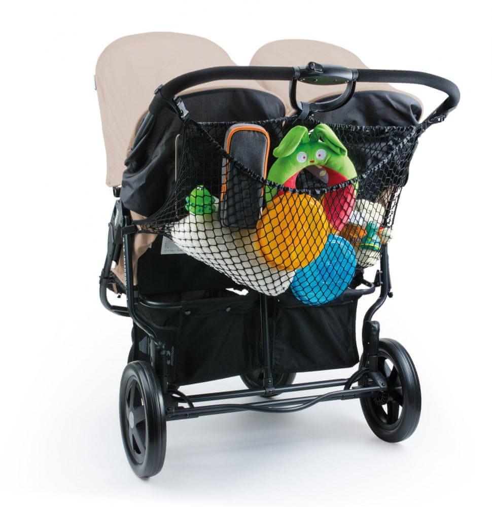 DIAGO Nákupní taška/síťka na kočárek XL