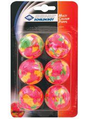 Donic žogice za namizni tenis Multi Color Popps