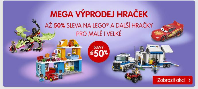 Lego s 50% slevou!