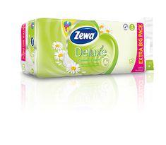 Zewa Deluxe Camomile Comfort Toalettpapír, 3 rétegű, 20 tekercs