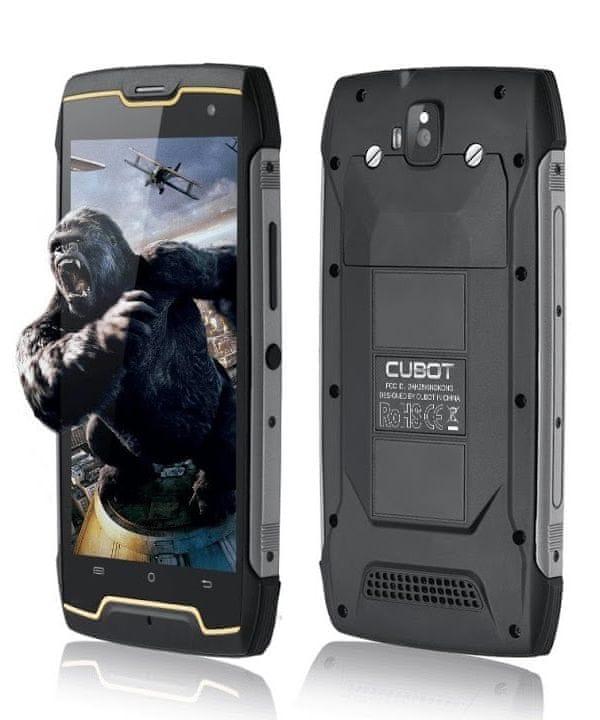 Cubot King Kong, 2GB/16GB, černá