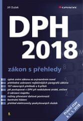 Dušek Jiří: DPH 2018 - zákon s přehledy