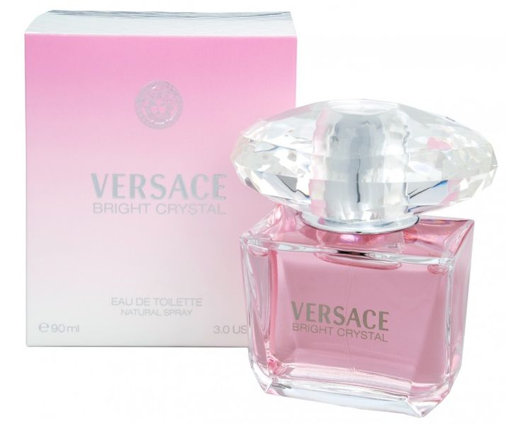 Versace Bright Crystal - EDT 90 ml