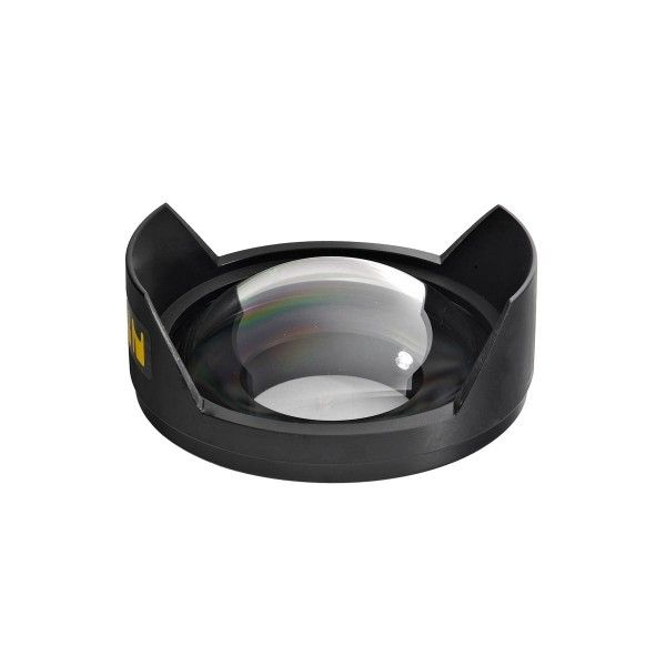 """NIMAR Port vypouklý 150mm (6"""") pro objektiv rybí oko Sigma 10mm na pouzdro NIMAR D-SLR"""