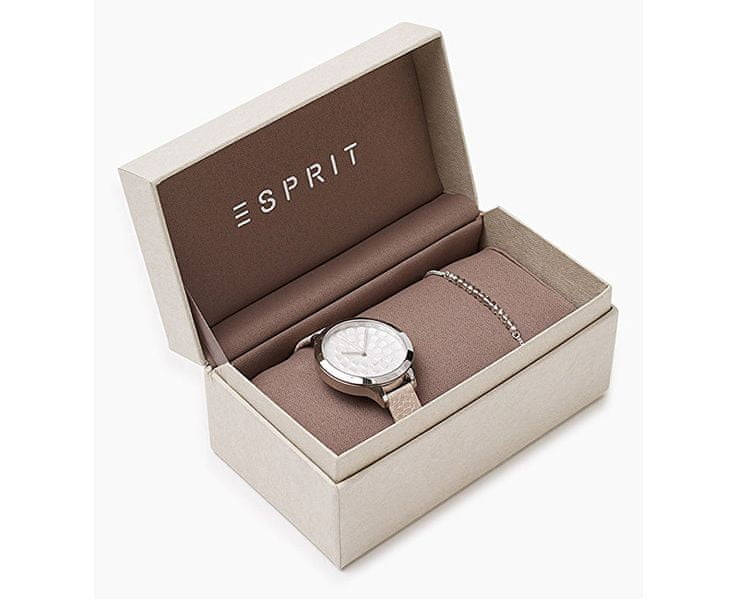 Esprit TP10958 Grey ES109582004 s náramkem
