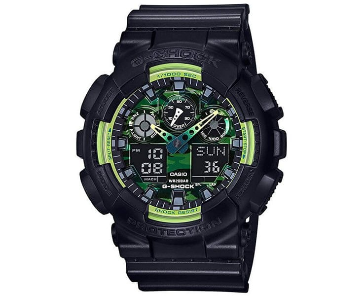 Casio The G/G-Shock GA 100LY-1A