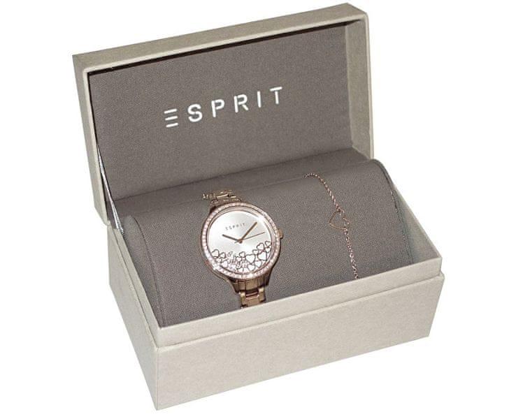 Esprit TP10959 Rose Gold Tone ES109592003 s náramkem