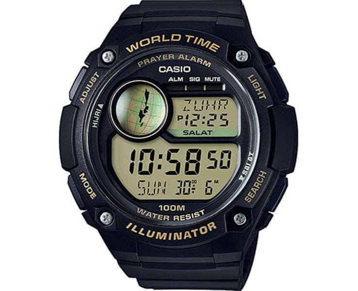 Casio Collection CPA 100-9A