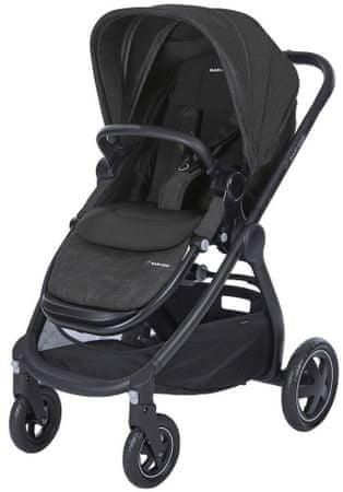 Maxi-Cosi voziček Adorra, črn