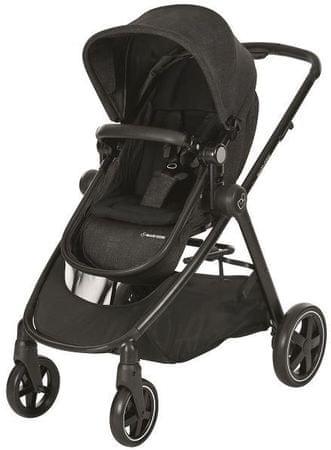 Maxi-Cosi voziček Zelia, črn