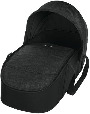Maxi-Cosi siedzisko do wózka Laika Soft Carrycot czarny