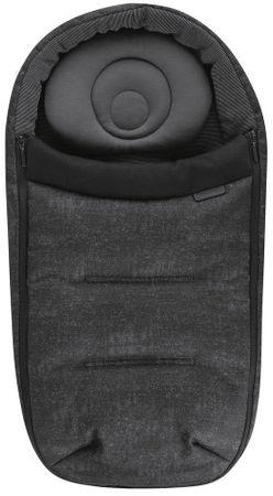 Maxi-Cosi vreča za voziček Baby Cocoon Nomad, črna