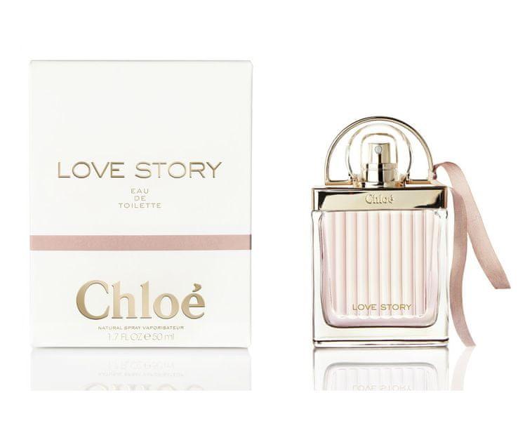 Chloé Love Story - EDT 50 ml