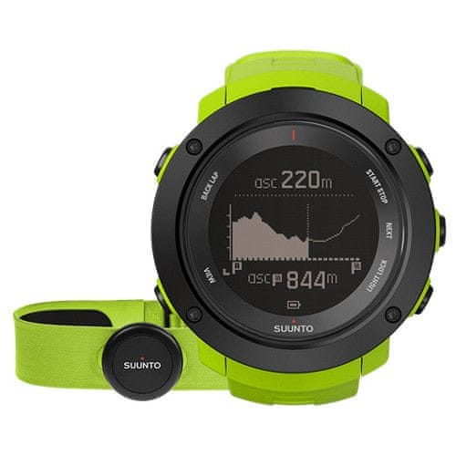 Suunto Ambit3 Vertical AMBIT3 VERTICAL LIME (HR)