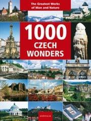 Soukup Vladimír, David Petr, Thoma Zdeně: 1000 Czech Wonders