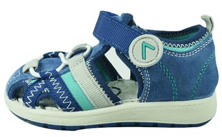 Primigi sandały chłopięce 22, niebieskie
