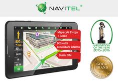 Navitel T700 3G, EU lifetime