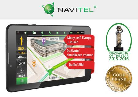 Navitel nawigacja T700 3G, EU lifetime