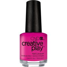 CND lak za nohte Creative Play Berry Shocking (št. 409), 13,6 ml