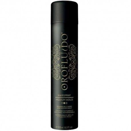 Orofluido lak za lase Medium Hold, 500 ml