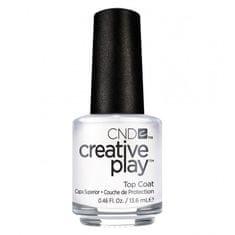 CND nadlak za nohte Creative Play Top Coat, 13,6 ml